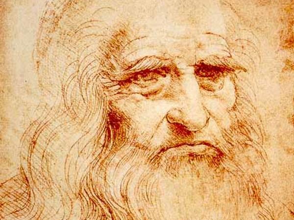 La 2B incontra Leonardo Da Vinci