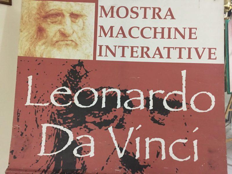 La straordinaria mostra sul genio di Leonardo da Vinci
