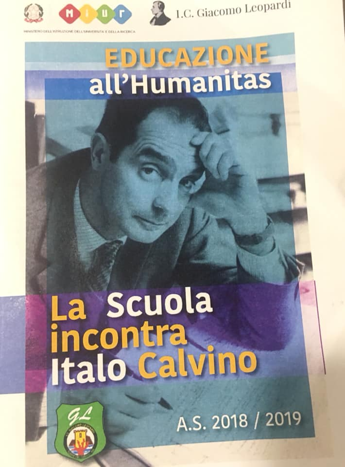 Primo incontro su Italo Calvino