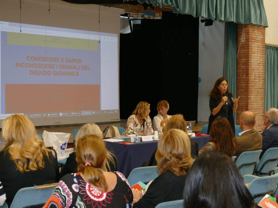Prevenzione del disagio giovanile: il primo incontro