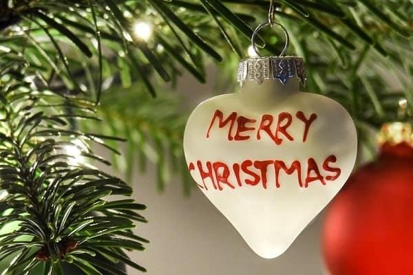 Avviso 118 – Festività natalizie