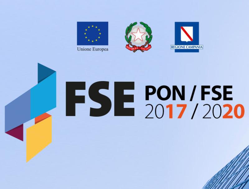 Azioni di pubblicità PON/FSE e Bandi MIUR 2017/2018