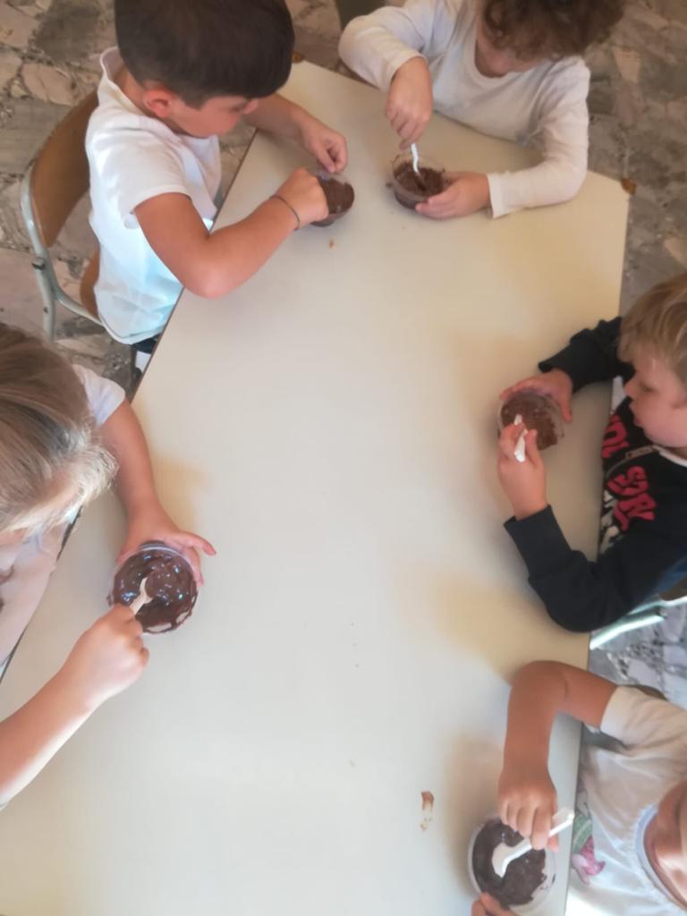 Festa di Ognissanti alla Montessori