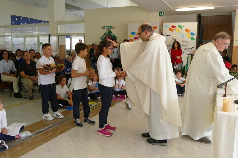 Messa alla  Giovanni Paolo II
