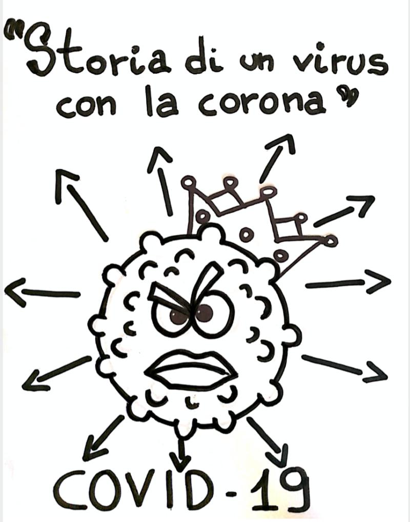 Storia di un virus con la corona