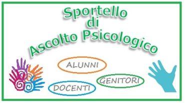 Avviso 148 – Attivazione Sportello Ascolto on-line